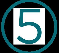 5 vnt. sveikatingumo procedūrų abonementai